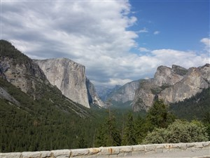 Yosemite is unlike anywhere else in the world