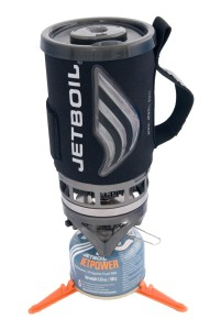 A JetBoil is great for those who love hot coffee and would like to keep food simple. It's use is ONLY for boiling water, not cooking.